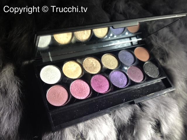 palette vintage romance sleek makeup