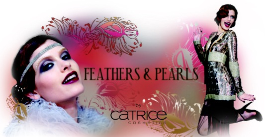 "Christmas 2013 Collezione Make-up  ""Feathers & Pearls"" by Catrice"