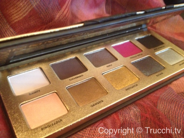 Palette Too Faced Pretty Rebel