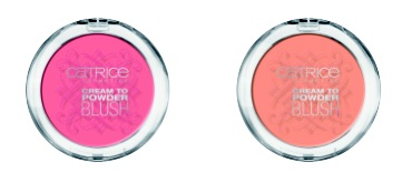 catrice limited edition celtica cream to powder blush