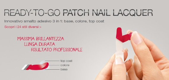 kiko ready to go nail patch lacquer
