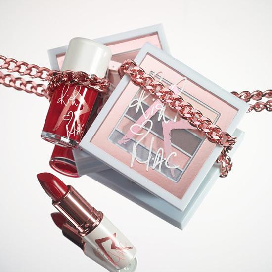 rihanna hearts mac holiday collection