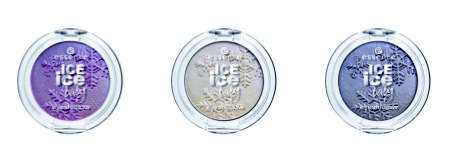 Essence Trend Edition Ice Ice Baby mono eyeshadow