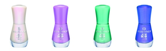 Essence Trend Edition Ice Ice Baby nail polish