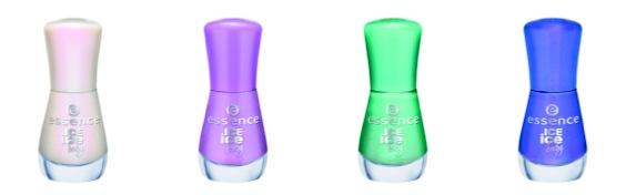 Essence Trend Edition Ice Ice Baby nail polish