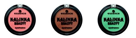 Essence Trend Edition Kalinka Beauty Mono Eyeshadow