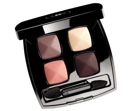 """Chanel """"Notes du Printemps"""" Spring 2014 Eyeshadow Palette Lumière Facettes"""