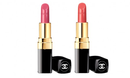 "Chanel ""Notes du Printemps"" Spring 2014 Rouge Coco"