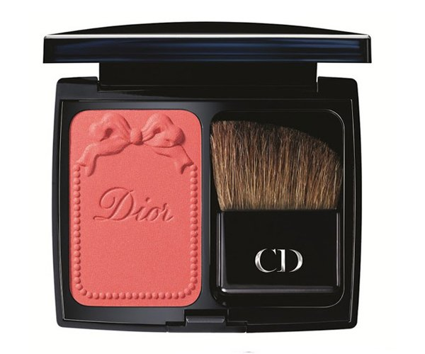 dior makeup spring 2014 trianon coral bagatelle