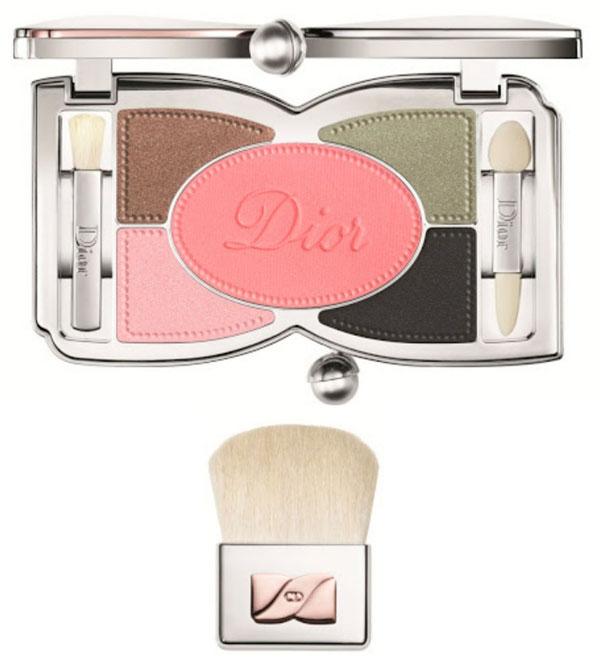 dior makeup spring 2014 trianon palette