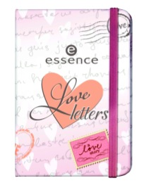 essence trend edition love letters diary