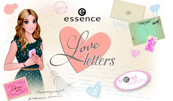 essence trend edition love letters