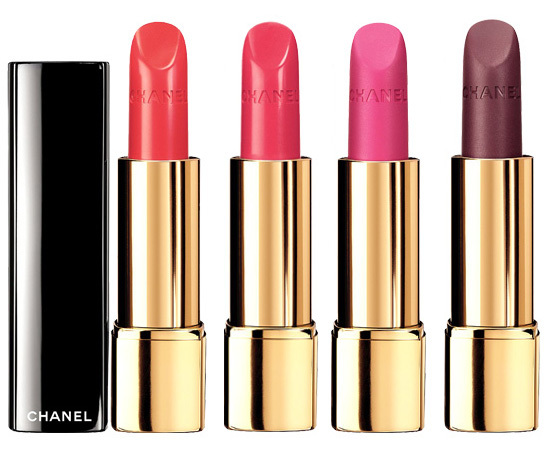 "Chanel ""Notes du Printemps"" Spring 2014 Rouge Allure"