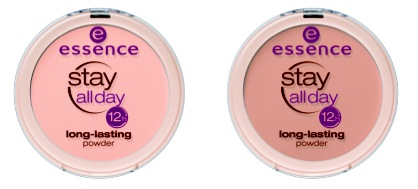 Essence stay all day 12h long lasting powder