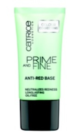 Prime and fine anti red base