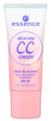 essence CC cream all in one