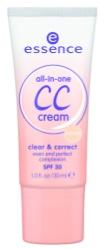 essence CC cream all in one