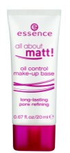 essence all about matt oil control make-up base