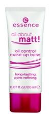 essence all about matt oil control make-up base