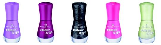 essence color & go nail polish 1