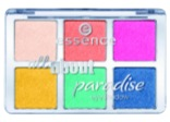 essence eyeshadow palette all about paradise