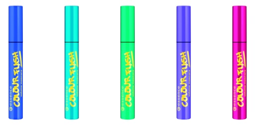 essence mascara colorati color flash mascara