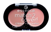 essence matc2cover cream concealer