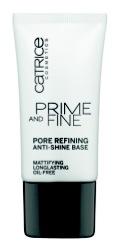 nuovi prodotti catrice 2014 prime and fine anti shine base