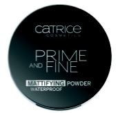 nuovi prodotti catrice 2014 prime and fine mattifying powder waterproof