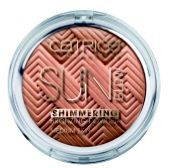 nuovi prodotti catrice 2014 sun glow shimmering bronzing powder