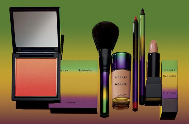 collezione make-up estate 2014 mac Proenza Schouler