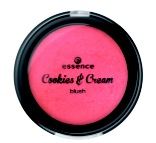 essence trend edition cookies and cream blush