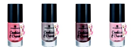 essence trend edition cookies and cream nail polish