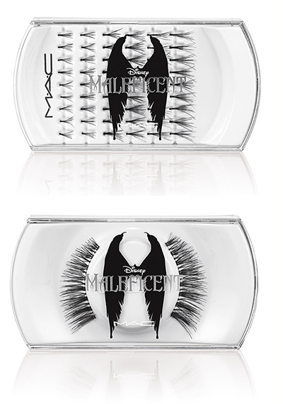 mac maleficent estate 2014 false eyelashes