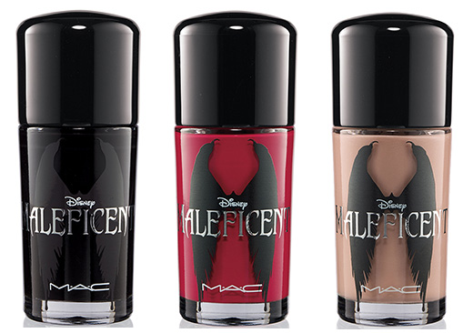 mac maleficent estate 2014 nail lacquer