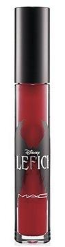 mac maleficent estate 2014 pro longwear lipglass