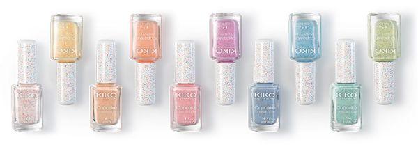 Nuovi Smalti Primavera 2014 Kiko Cupcake Nail Lacquer ...