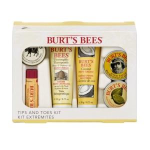 idee regalo per la festa della mamma - Burt's Bees Tips and Toes Kit