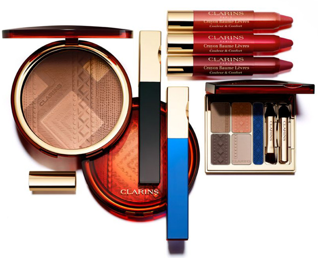 Clarins Colours of Brazil 2014 makeup Collection