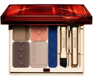 Clarins Colours of Brazil Quartet Eyeliner Palette