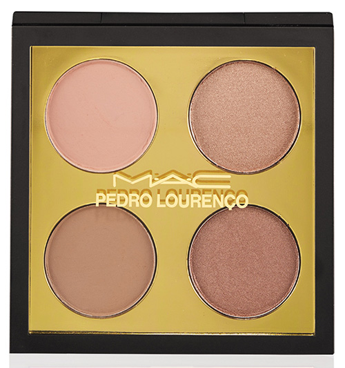 MAC Pedro Lourenço Eyeshadow Quad Summer 2014