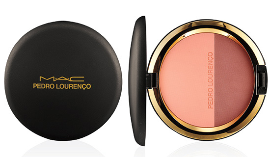 MAC Pedro Lourenço Powder Blush Duo estate 2014