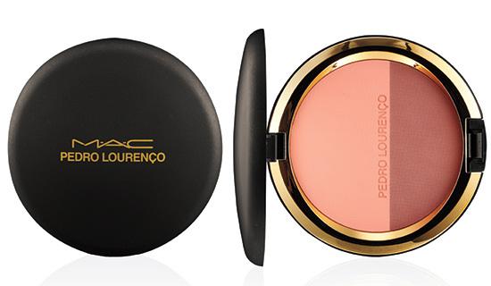 MAC Pedro Lourenço Powder Blush Duo estate 2014