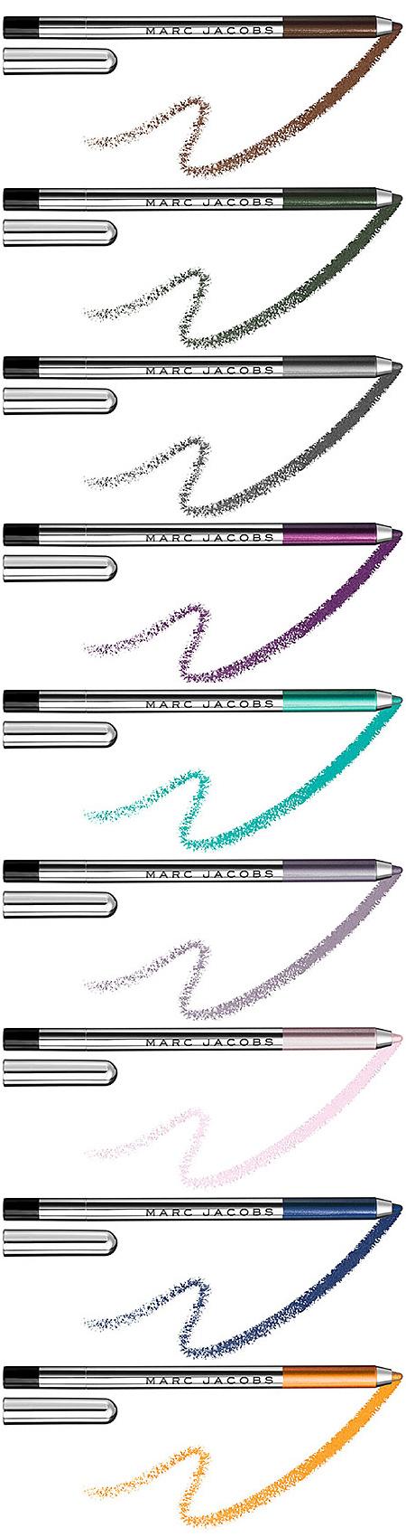 MARC JACOBS BEAUTY ESTATE 2014 highliner gel eye pencil