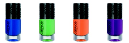 "Catrice ""Carnival of Colours"" Ultimate Nail Lacquer"