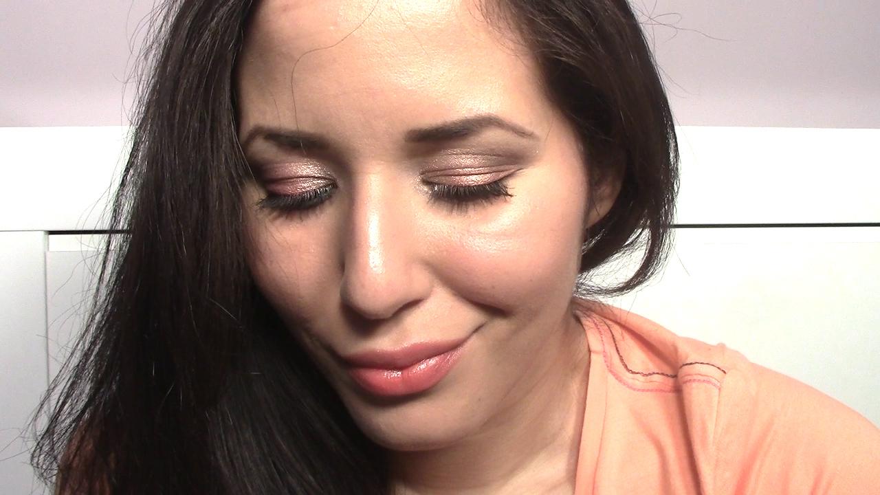 Makeup Inspiration: Summer Orange Makeup