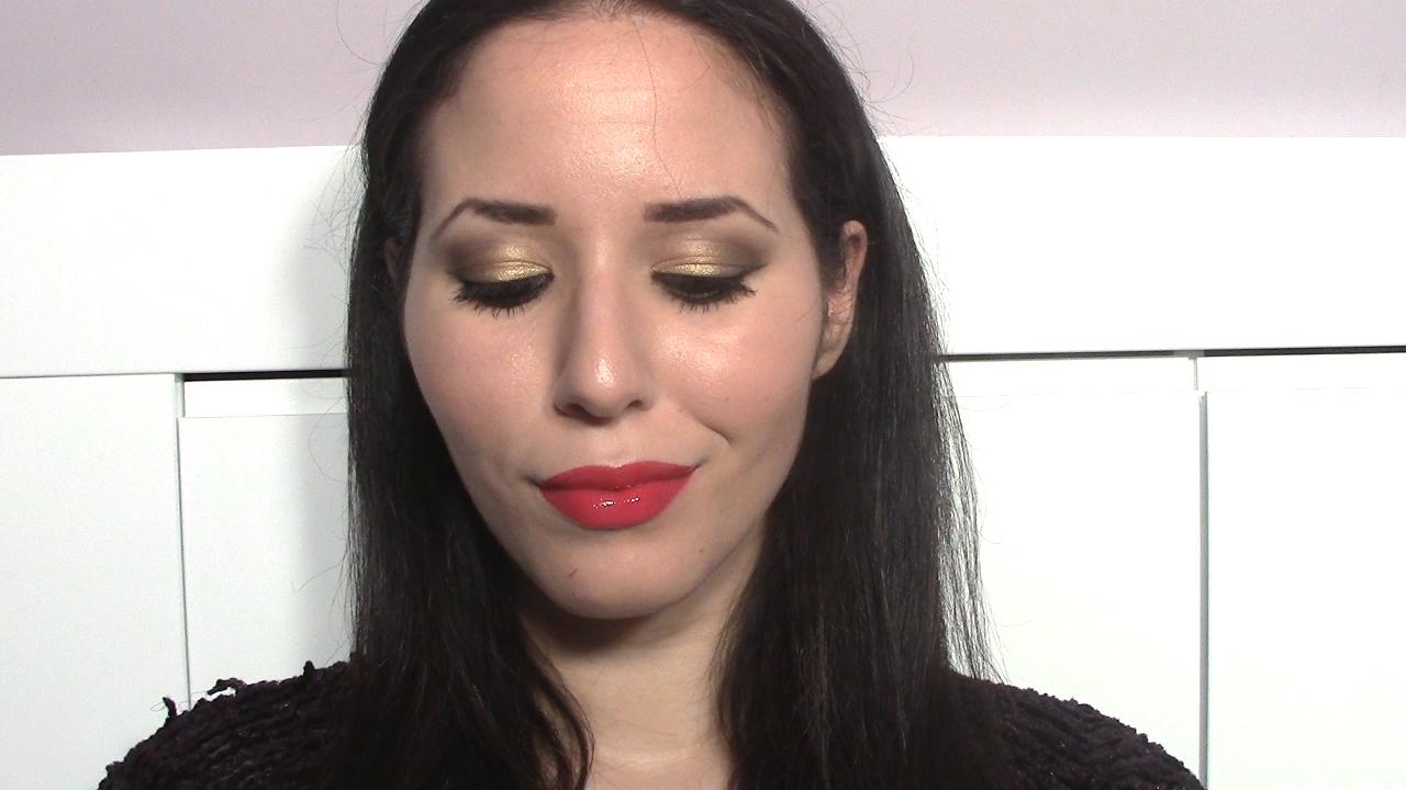Makeup Inspiration: Maleficent and Glamour Makeup