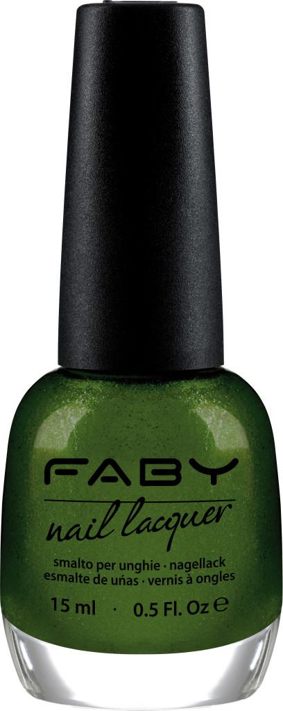 Faby Glittering Chlorophyll