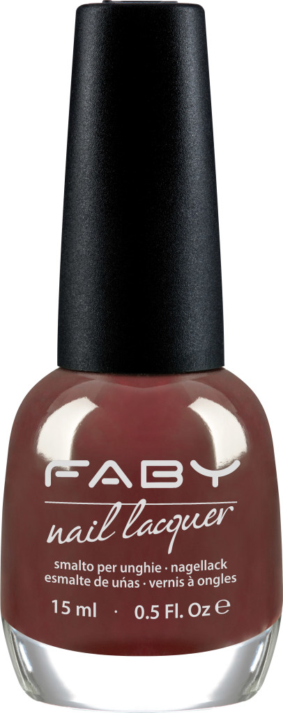 Faby The 3 Laws of Nails