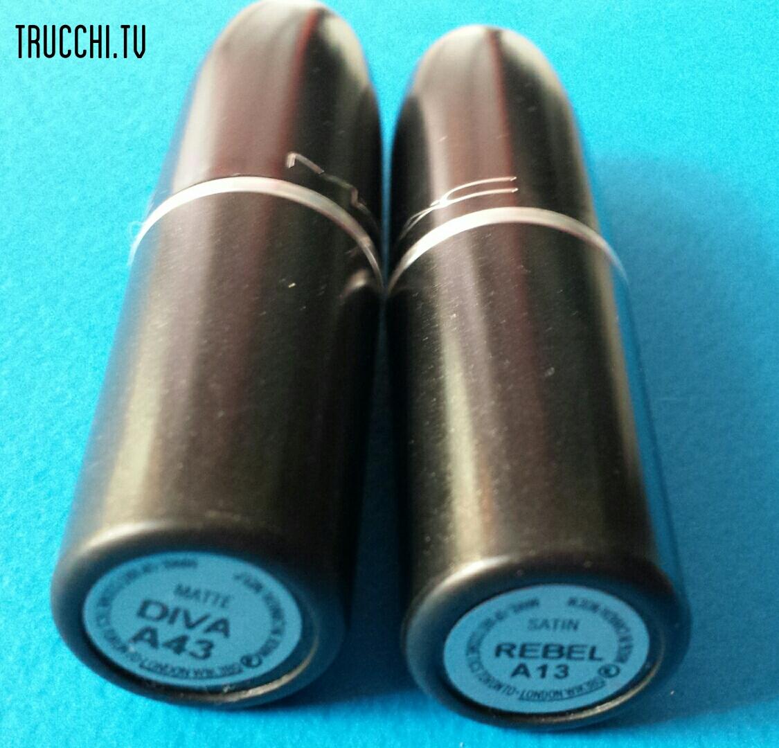Recensione kiko daring game ace of diamond lipsticks swatches e confronti - Rossetto mac diva ...